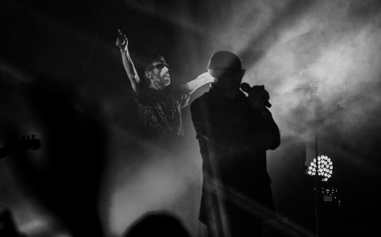 Sisters of Mercy – Progresja – 2017.09.15