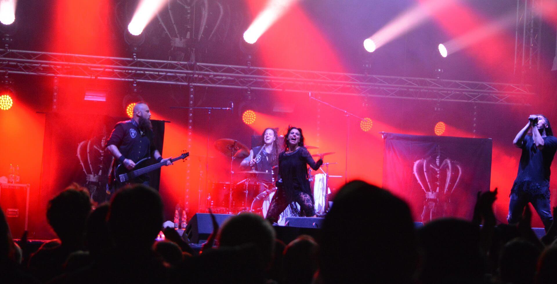 Lacuna Coil – Summer Fall Festival – 2015.09.05